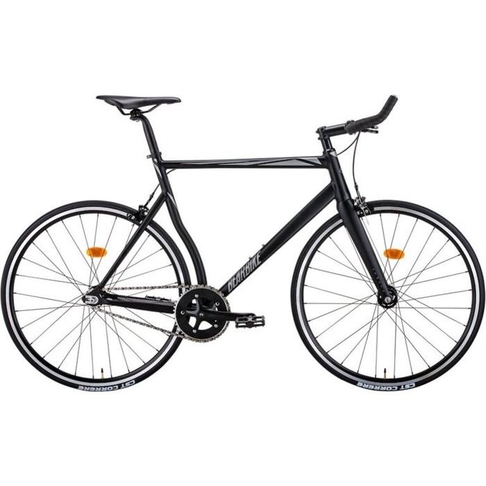 Велосипед Bear Bike Armata рост 540 мм 2019 серый, RBKBB9000032