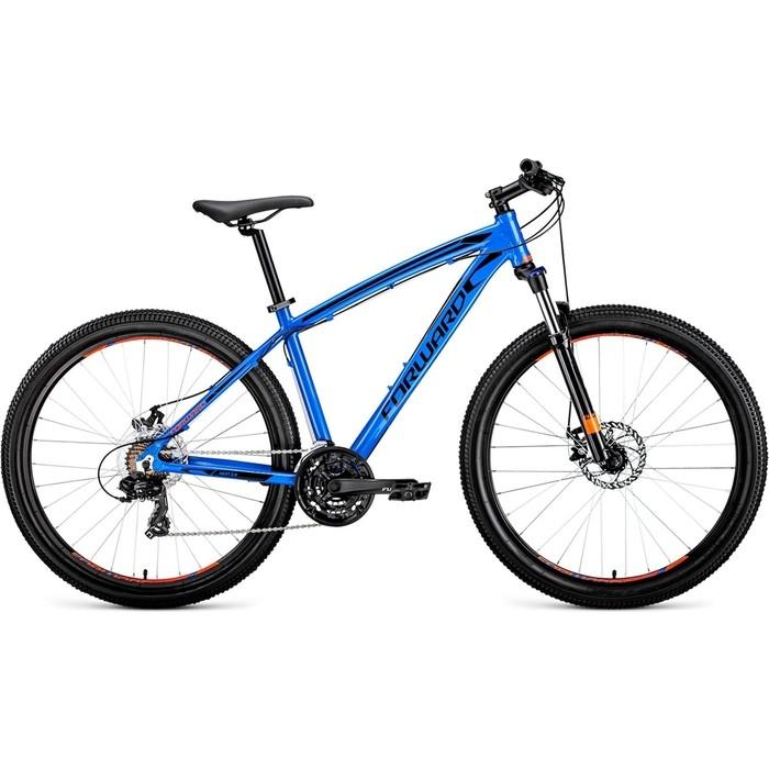 Велосипед Forward NEXT 27,5 2.0 disc (рост 15) 2018-2019 (черный, RBKW9M67Q032)