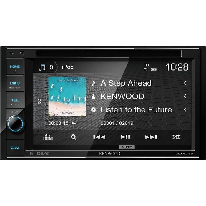 Автомагнитола Kenwood DDX4019BTR