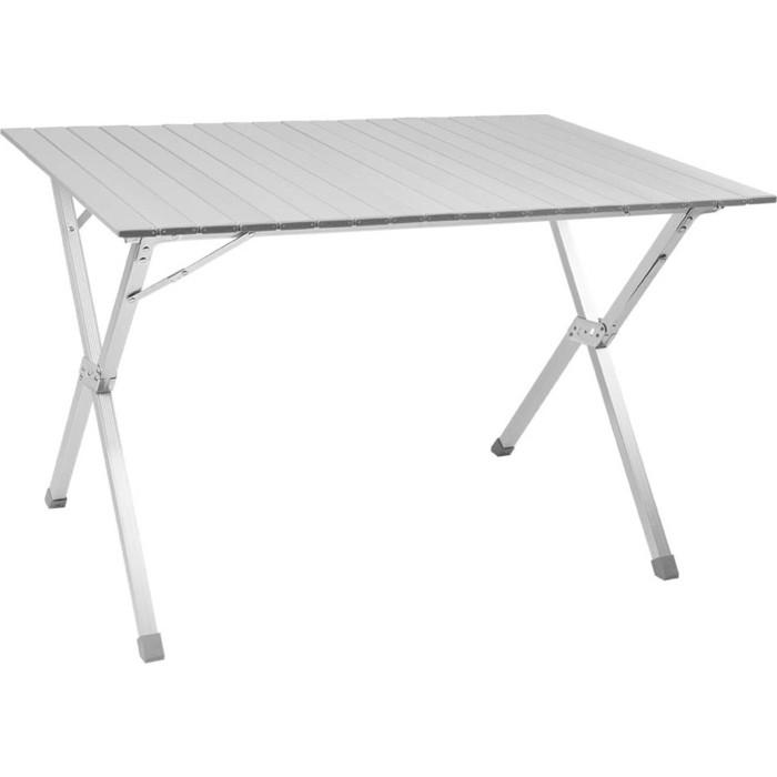 Стол складной TREK PLANET Dinner 110, кемпинговый, 110x70x70 см, алюм.