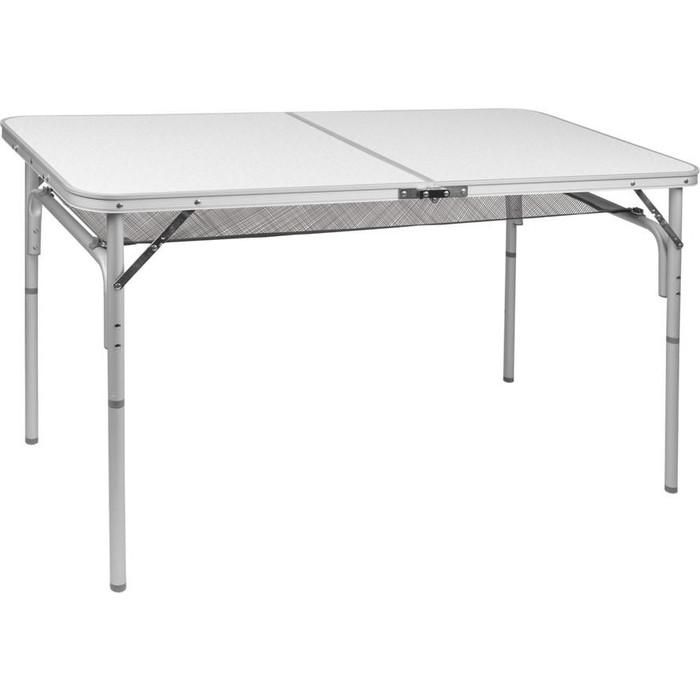 Стол складной TREK PLANET Forest 120, кемпинговый, 120x60x36/60 см, алюм.