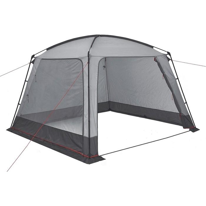 Шатер TREK PLANET Rain Tent, 320 см х 225 см, цвет серый/т. серый