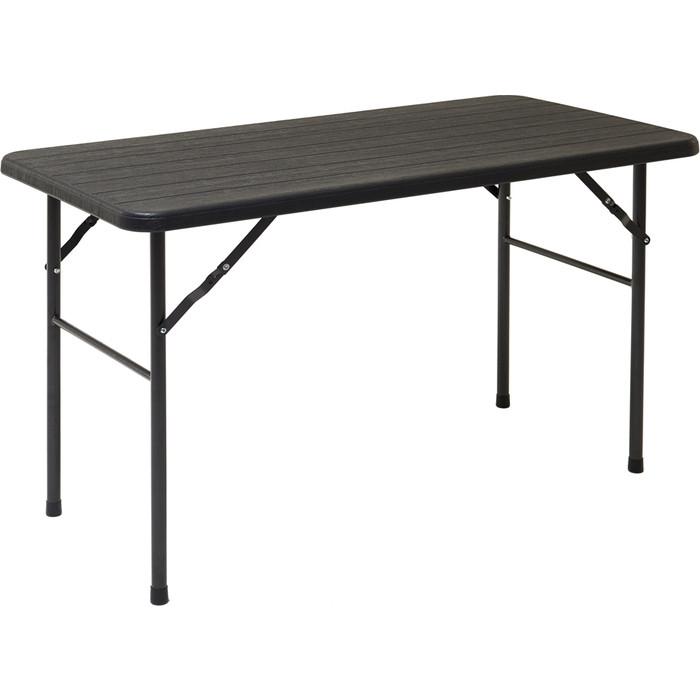 Стол складной Go Garden PULA, садовый, 120x60x74 см, пластик/сталь