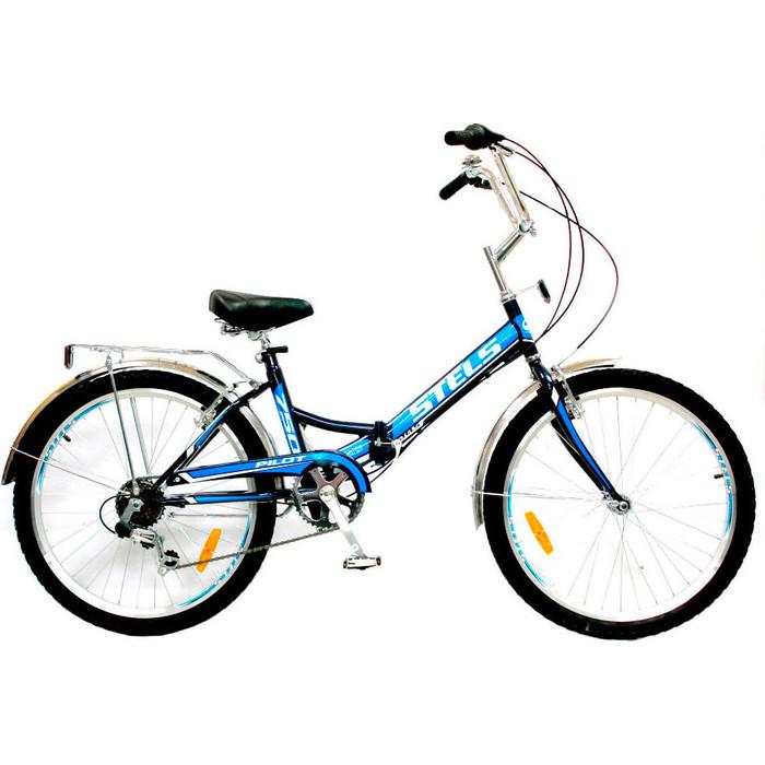 Велосипед Stels Pilot-750 24 Z010 16 Синий