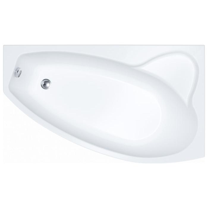 Акриловая ванна 1ACReal Barcelona 150х100 левая (Щ0000028753)