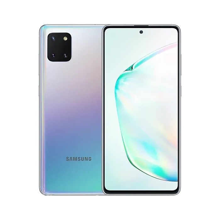 Смартфон Samsung Galaxy NOTE 10 Lite 6/128GB Aura