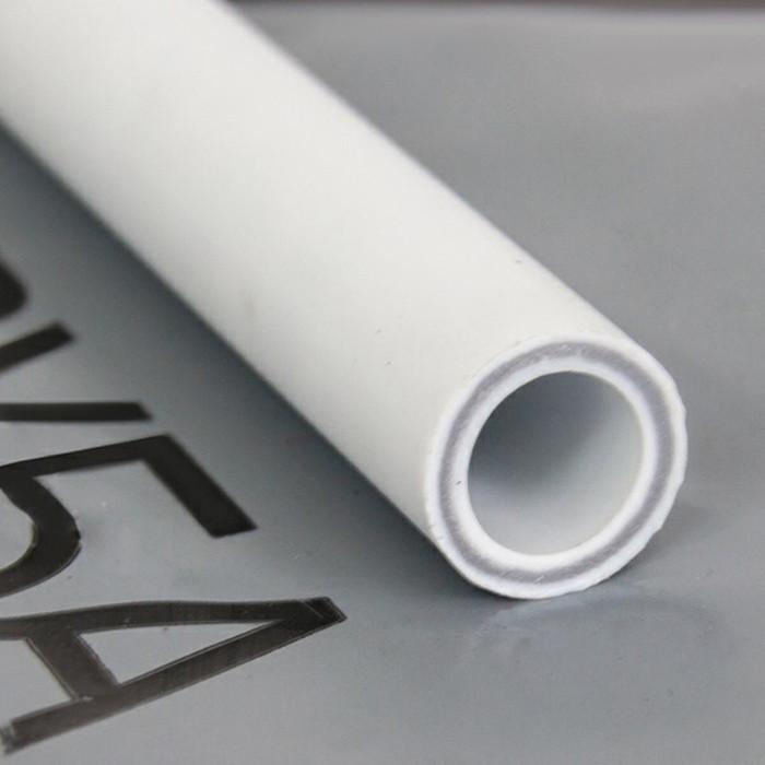 Труба полипропиленовая РосТурПласт PP-R SDR6 PN25 диаметр 20 мм, длина 4 м, армирована стекловолокном (10350) капсулы для монет leuchtturm caps диаметр 20 мм 10 шт