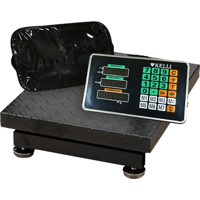 Весы Электронные Торговые Kelli KL-1528