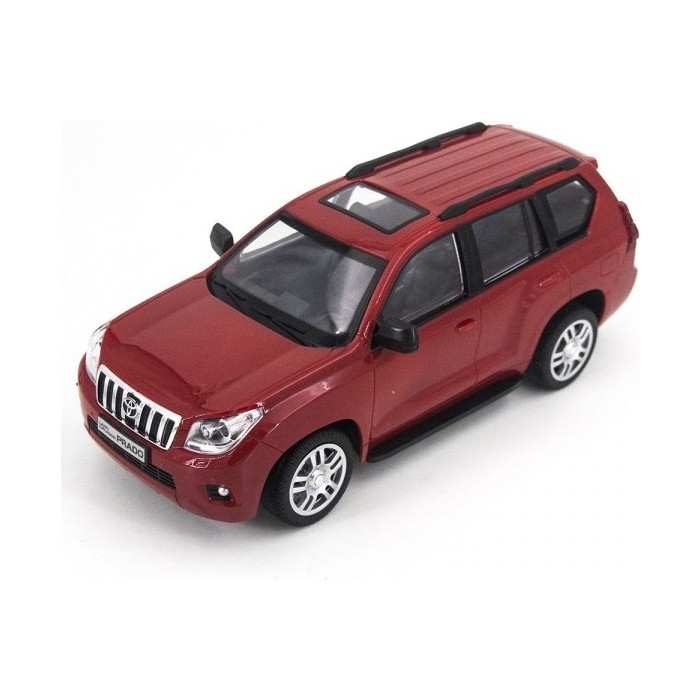 Радиоуправляемый джип Creative Double Star Toyota Land Cruiser Prado Red 1/16 - 1052-R