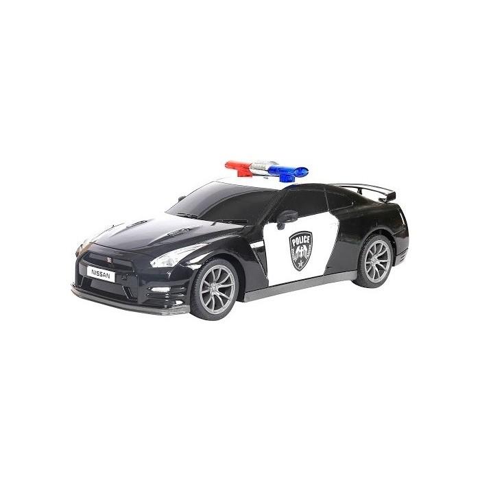 Радиоуправляемая машина MX Nissan GTR Полиция (с мигалками) 1/20 - MX25002
