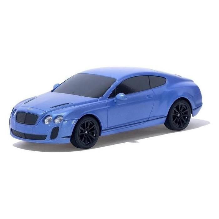 Радиоуправляемая машина MZ Model Bentley Continental Blue 1/24 - 27040-BLUE