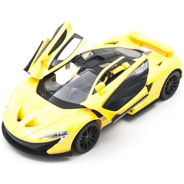 Радиоуправляемая машина MZ Model McLaren P1 Yellow 1/14 - 2312-Y