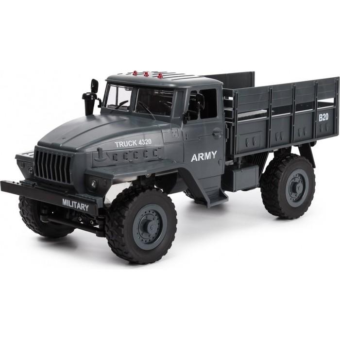 Радиоуправляемый грузовик MZ Model Урал 4WD 1/16 - MZ-YY2014