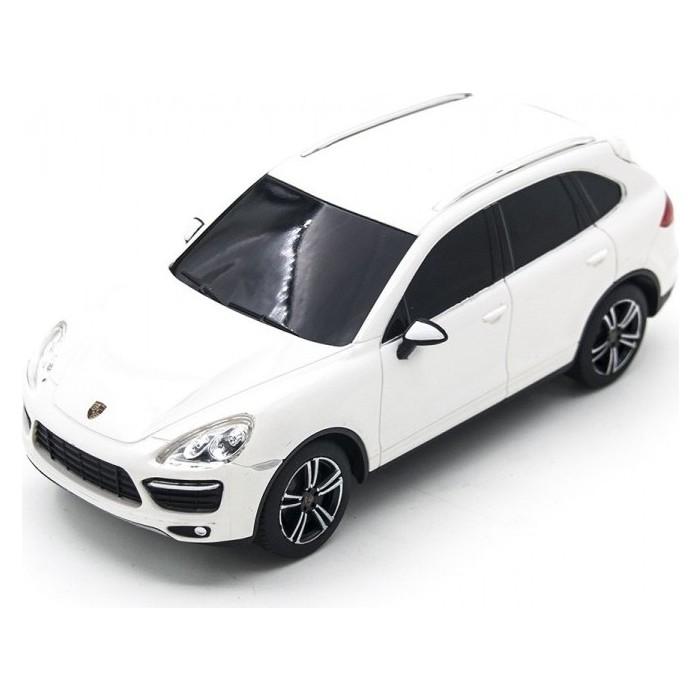 Радиоуправляемая машина Rastar Porsche Cayenne White 1/24 - RAS-46100-W