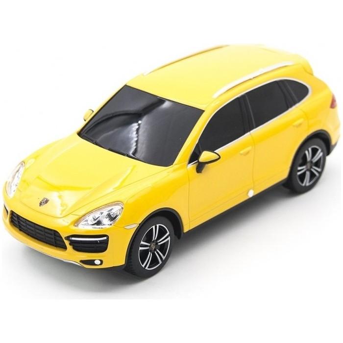 Радиоуправляемая машина Rastar Porsche Cayenne Yellow 1/24 - RAS-46100-Y