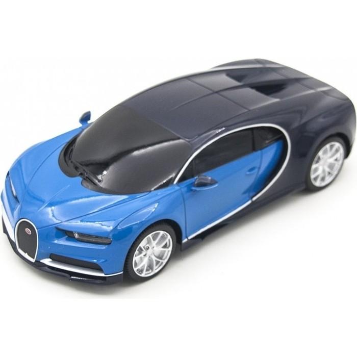 Радиоуправляемая машина Rastar Veyron Chiron Blue 1/24 - RAS-76100