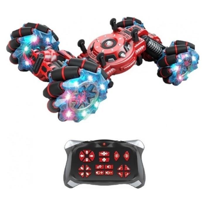 Радиоуправляемый трюковый красный дрифт Zegan Твистер 1/10 - ZG-C1253-RED