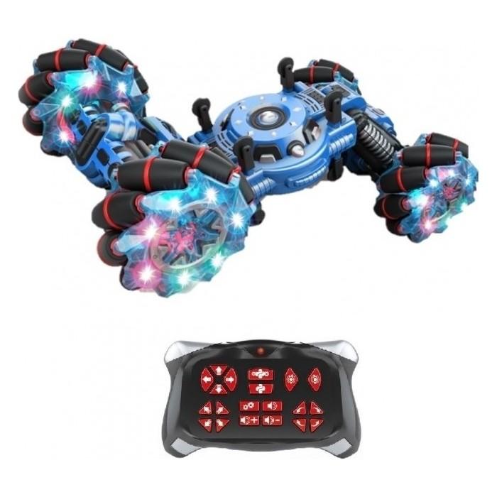 Радиоуправляемый трюковый синий дрифт Zegan Твистер 1/10 - ZG-C1253
