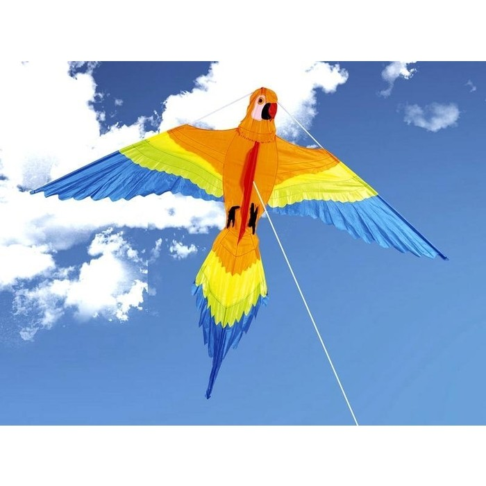 Воздушный змей Hasi Попугай Клара 154х122