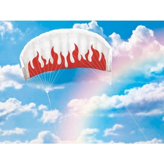 Воздушный змей управляемый парашют Hasi Пламя 120