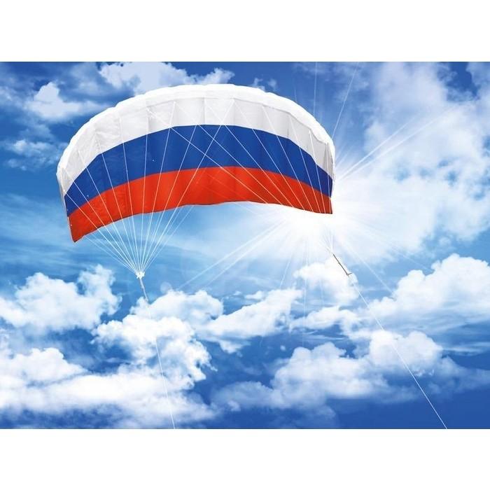Воздушный змей управляемый парашют Hasi Россия 140