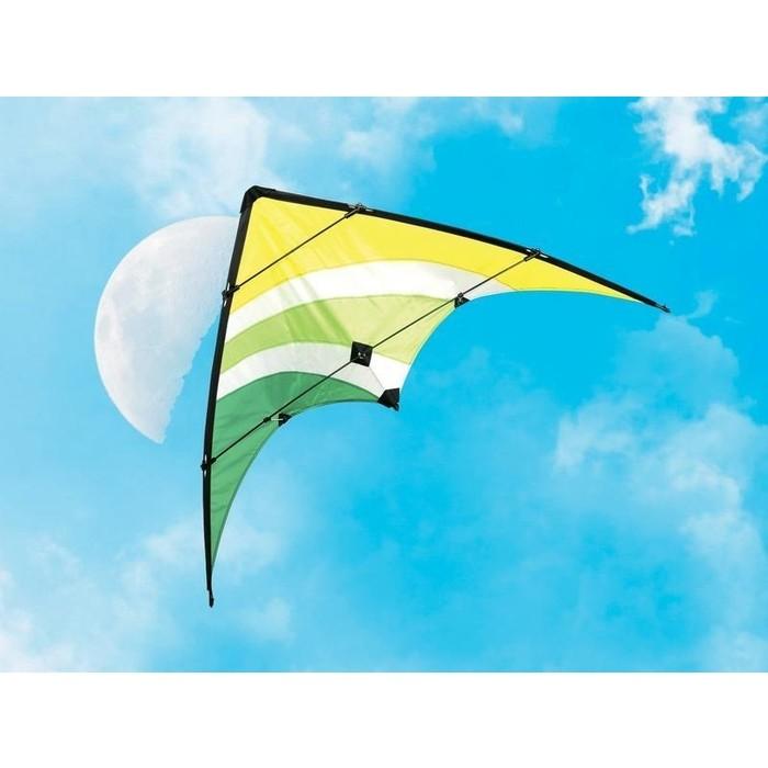 Управляемый воздушный змей скоростной Hasi Метеор 120