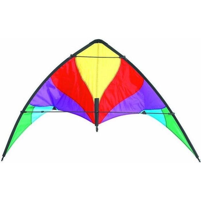 Управляемый воздушный змей скоростной Hasi Огонь 140
