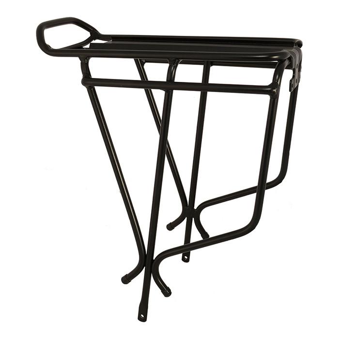 Велобагажник Oxford задний Luggage Rack до 25 кг, цвет чёрный