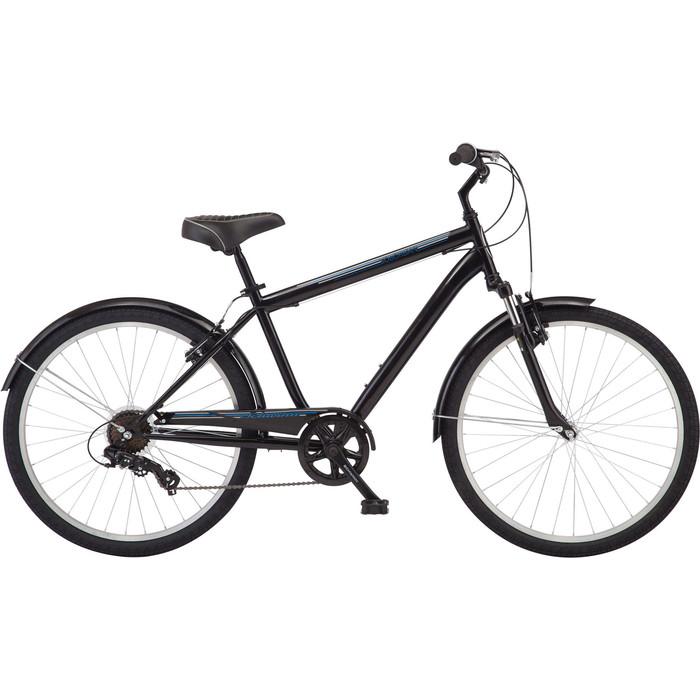 Велосипед Schwinn 26 Suburban, черный