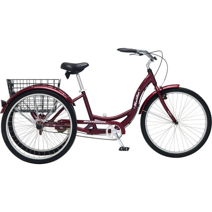 Велосипед Schwinn Meridian 26 (2019), цвет красный
