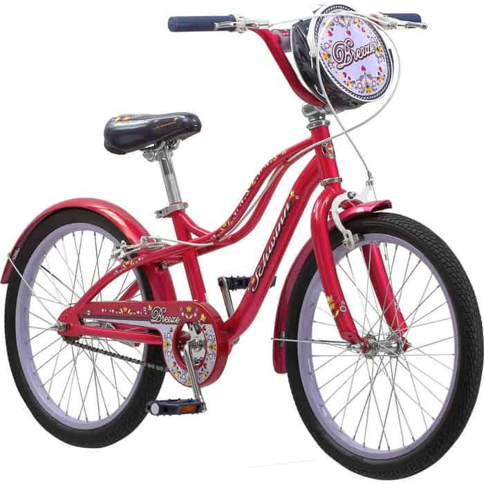 Велосипед Schwinn Breeze (2019), колёса 20