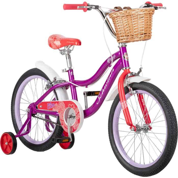 Велосипед Schwinn Elm (2020), колёса 18, цвет фиолетовый