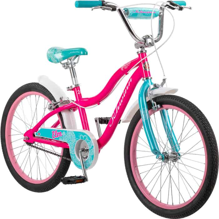 Велосипед Schwinn Elm (2020), колёса 20, цвет розовый