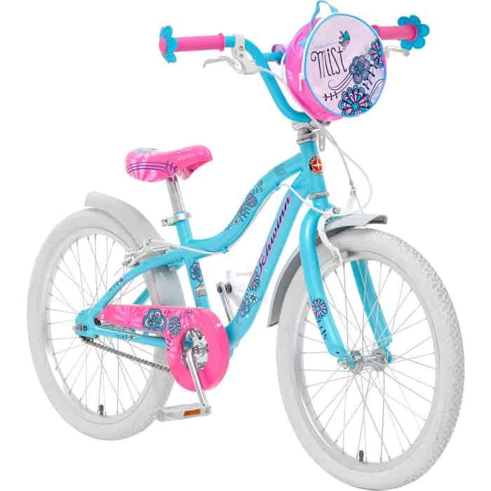 Велосипед Schwinn 20 Mist, голубой