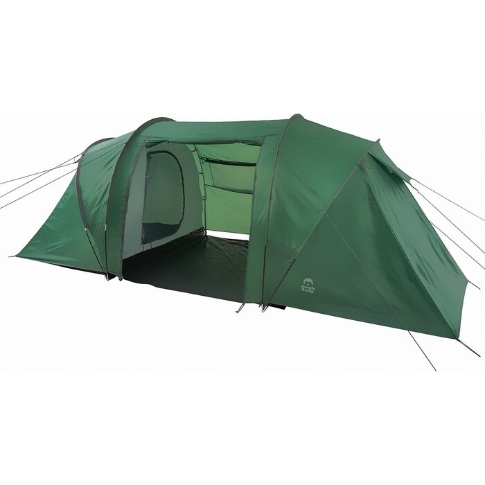 Палатка Jungle Camp Merano 4, цвет- зеленый