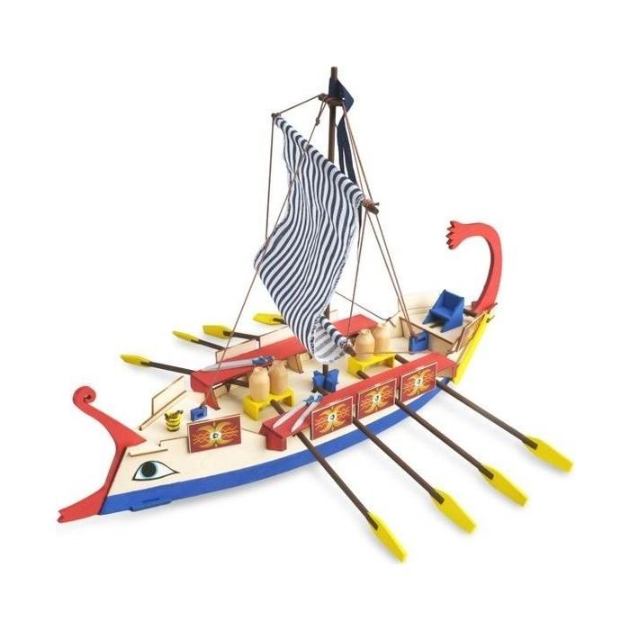 Сборная деревянная модель Artesania Latina корабля AVE CAESAR (ROMAN SHIP)