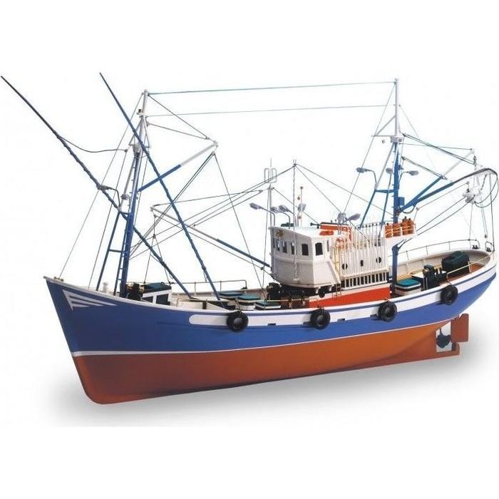 Сборная деревянная модель Artesania Latina корабля CARMEN II - Classic Collection, масштаб 1:40 недорого