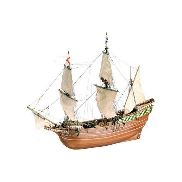 Сборная деревянная модель Artesania Latina корабля MAYFLOWER, 1/60