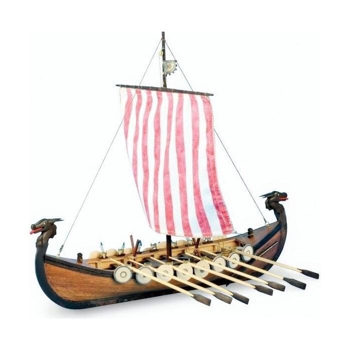Сборная деревянная модель Artesania Latina корабля NEW VIKING, 1/75