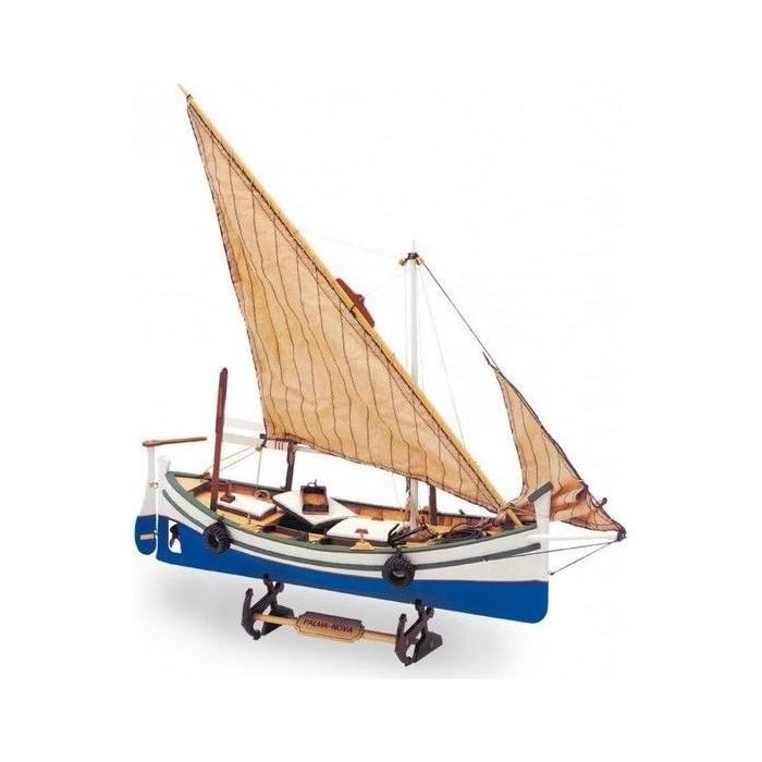 Сборная деревянная модель Artesania Latina корабля PALMA NOVA, масштаб 1:25 недорого