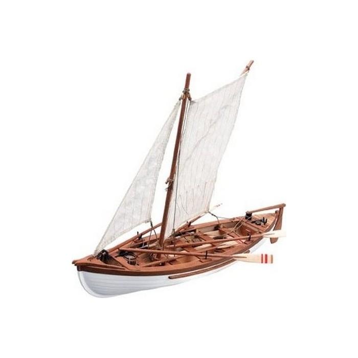 Сборная деревянная модель Artesania Latina корабля PROVIDENCE - NEW ENGLANDS WHALEBOAT, 1/25