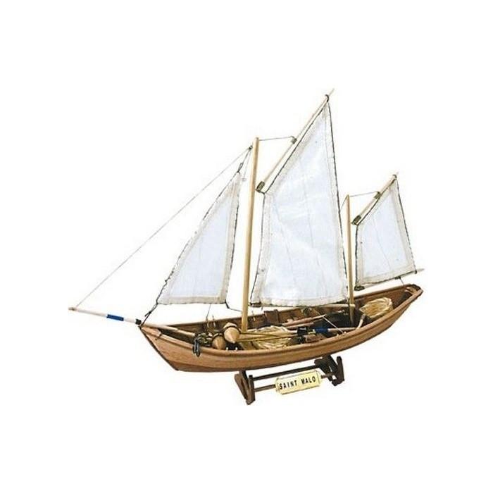 Сборная деревянная модель Artesania Latina корабля SAINT MALO, 1/20