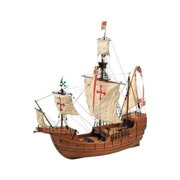 Сборная деревянная модель Artesania Latina корабля SANTA MARIA C., 1/65