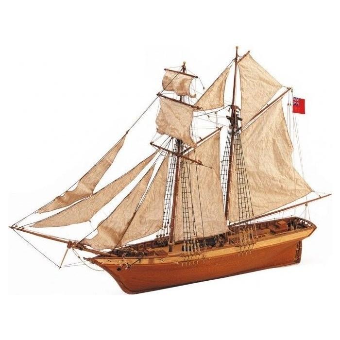 Сборная деревянная модель Artesania Latina корабля SCOTTISH MAID - CLASSIC COLLECTION, 1/50
