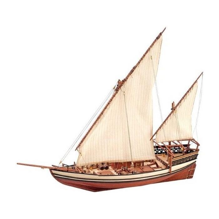 Сборная деревянная модель Artesania Latina корабля SULTAN ARAB DHOW, 1/41