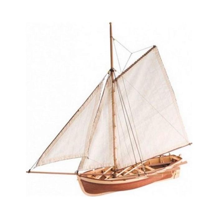 Сборная деревянная модель Artesania Latina шлюпки корабля BOUNTYS, 1/25