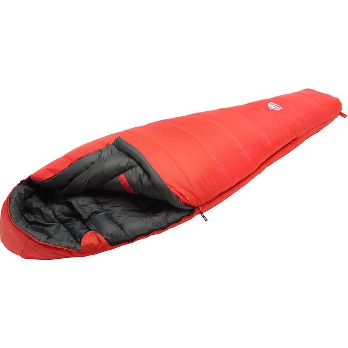 Спальный мешок TREK PLANET Norge, зимний, правая молния, красный спальный мешок trek planet glasgow 70331