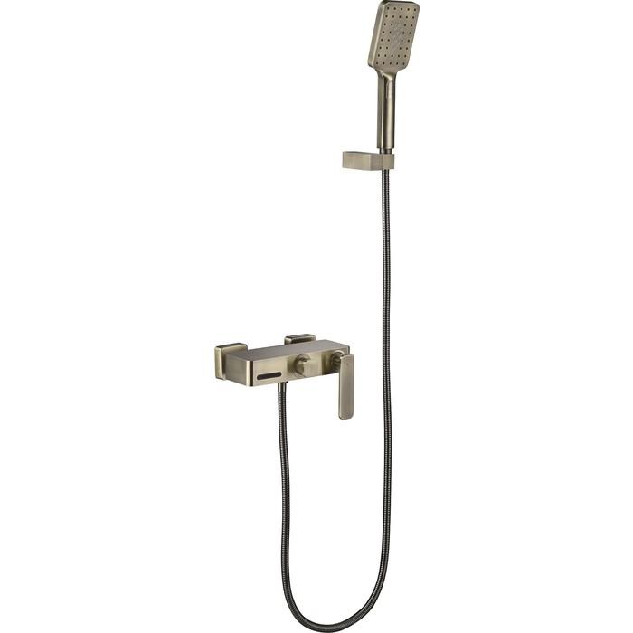 Смеситель для ванны Timo Torne с душем, антик (4314/02Y)