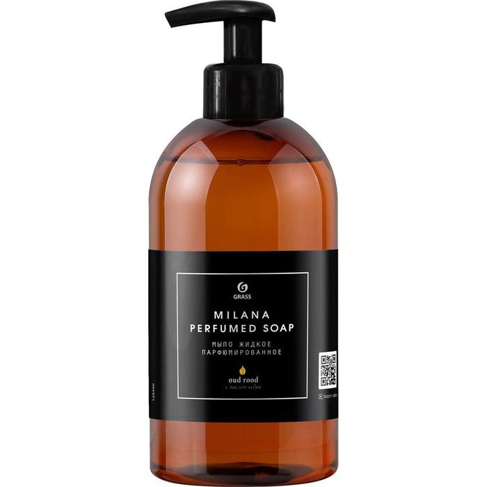 Жидкое мыло GRASS Milana Oud Rood парфюмированное 300 мл