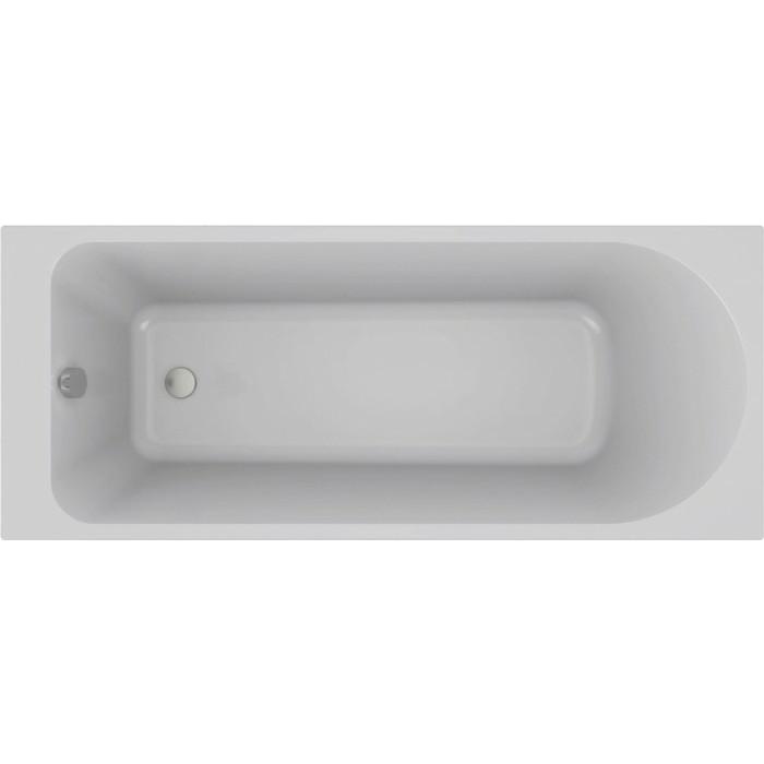 Акриловая ванна Jacob Delafon Odeon Rive Gauche 170x70 Flight с ножками (E6D151-00)